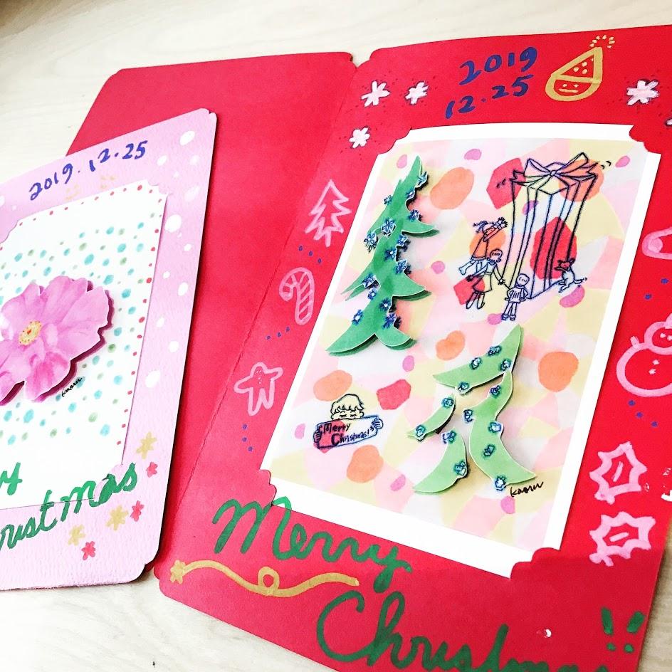 ☆★クリスマス☆★アートワークショップのお知らせです。